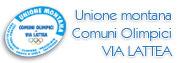 Unione montana Comuni Olimpici Via Lattea