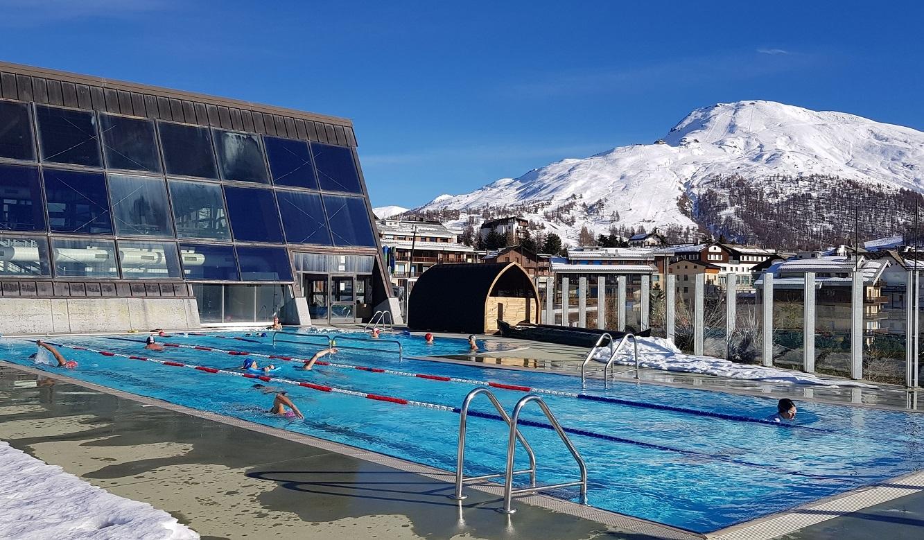 Piscine All Aperto Piemonte piscina comunale - comune di sestriere