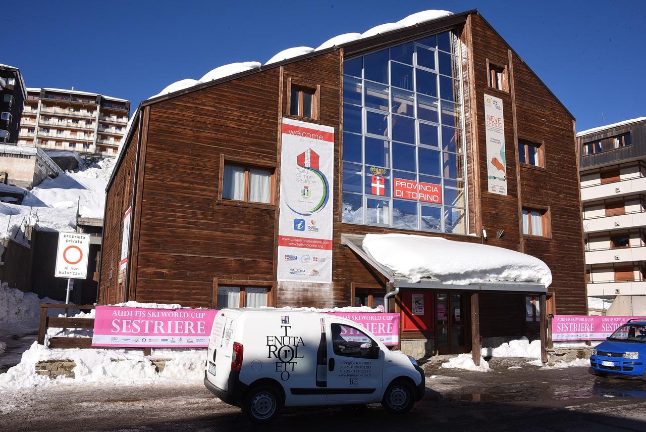 Ufficio Casa Orari : Orari apertura ufficio del turismo e casa olimpia comune di