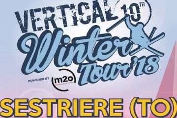 IL VERTICAL WINTER TOUR 2018 ARRIVA A SESTRIERE